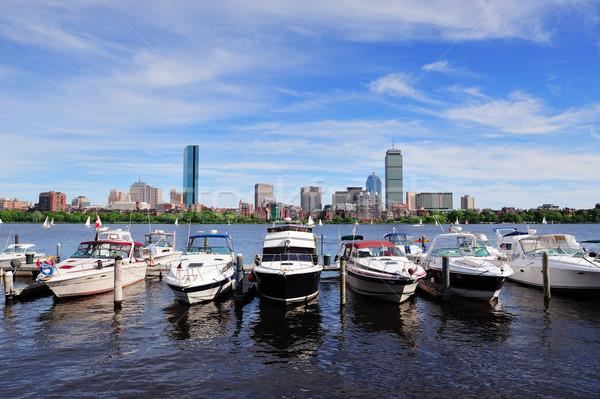 Boston Stock photo © rabbit75_sto