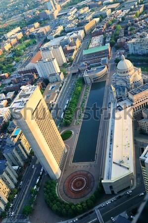 Boston ville centre-ville urbaine historique Photo stock © rabbit75_sto