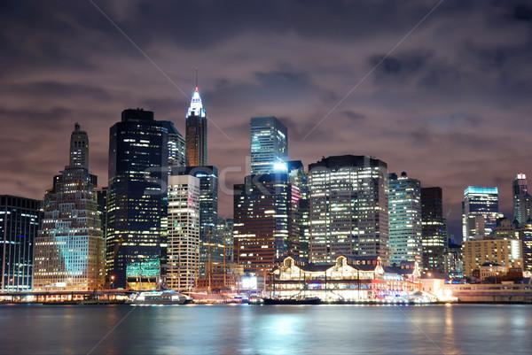Manhattan  Stock photo © rabbit75_sto