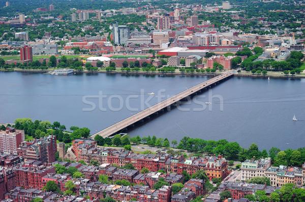 Boston River Stock photo © rabbit75_sto