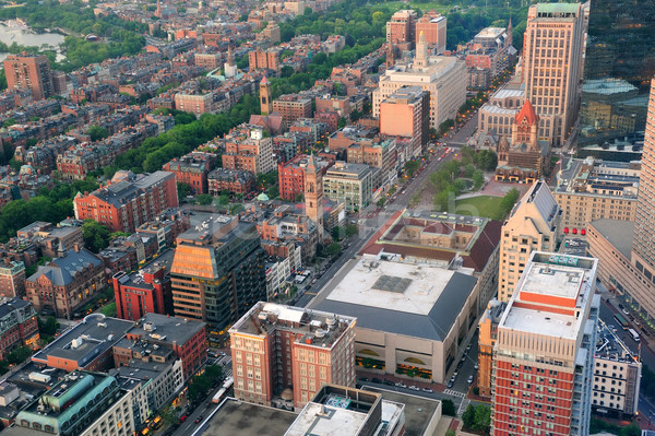 Бостон город центра городского исторический Сток-фото © rabbit75_sto