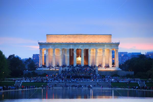 Washington DC Stock photo © rabbit75_sto