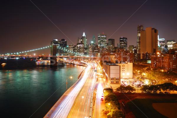 New York City busy traffic  Stock photo © rabbit75_sto