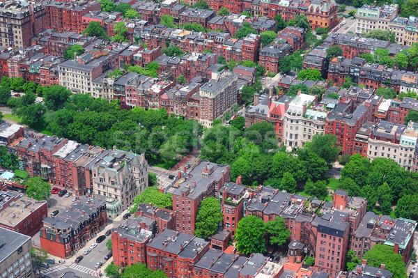 Boston architecture Stock photo © rabbit75_sto