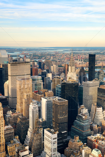New York City midtown Stock photo © rabbit75_sto