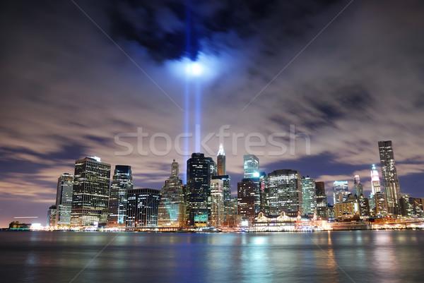 New York City Manhattan Stock photo © rabbit75_sto