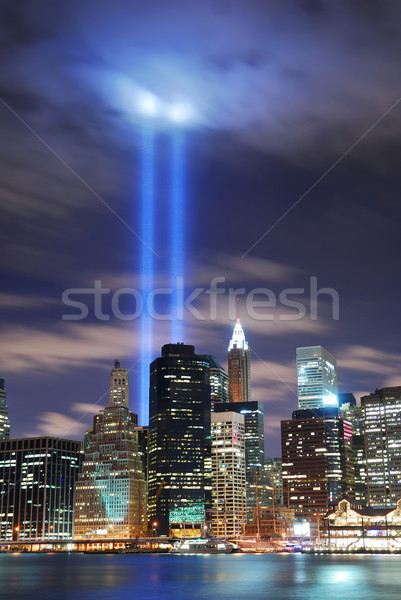 Stock photo: Remember September 11.