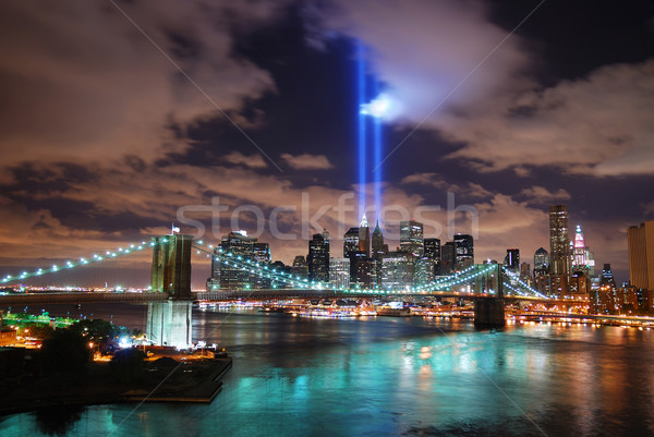 Remember September 11. New York City Stock photo © rabbit75_sto