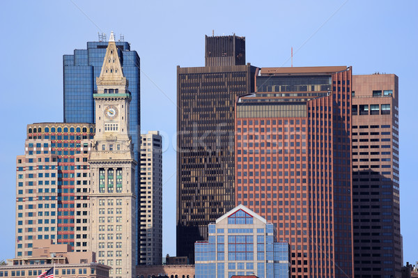 Boston architecture closeup Stock photo © rabbit75_sto