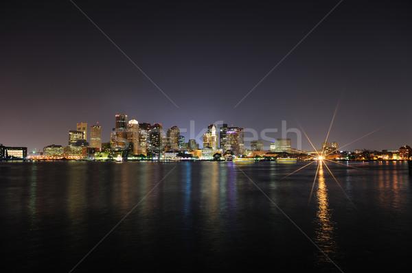 Boston skyline  Stock photo © rabbit75_sto