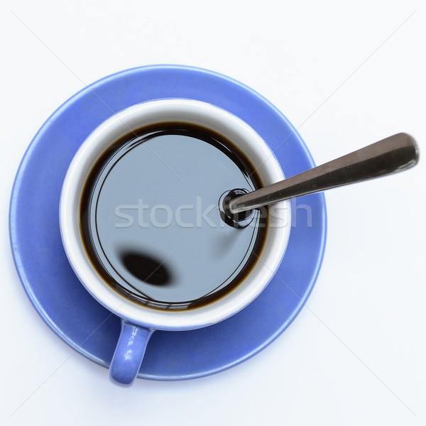 Кубок кофе кофе изолированный бизнеса дизайна Сток-фото © rabel