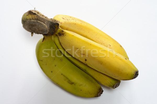 бананы банан продовольствие природы фон тропические Сток-фото © rabel