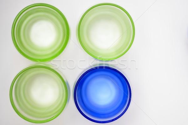 decorative glass vessels Stock photo © rabel