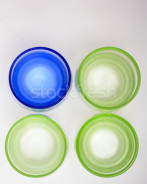 decorative glass vessels Stock photo © rabel