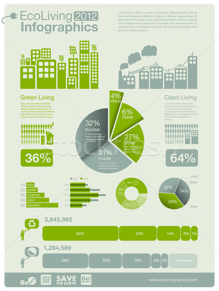 építészet információ grafika táblázatok szimbólumok ikonok Stock fotó © radoma