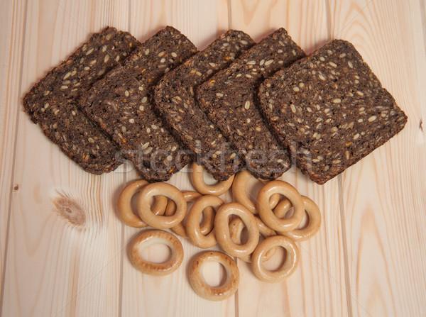 bread and drying Stock photo © raduga21