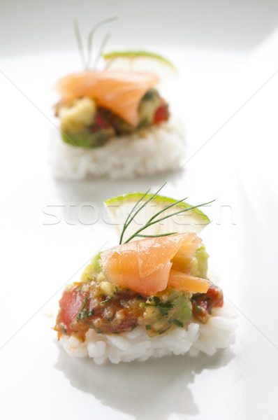 Stock photo: Appetizer