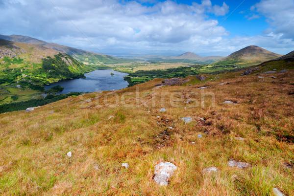 гор пейзаж Ирландия мнение долины парка Сток-фото © rafalstachura