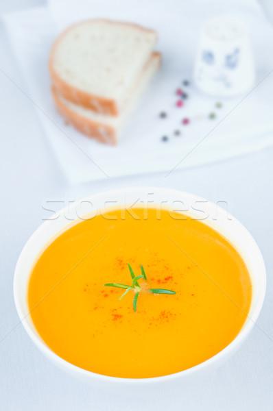 Vegetable Soup Stock photo © rafalstachura