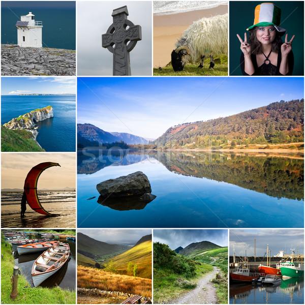 Ireland Stock photo © rafalstachura