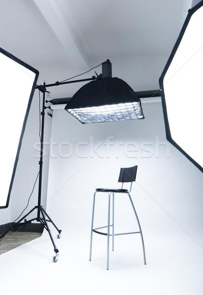 Photo studio Stock photo © rafalstachura