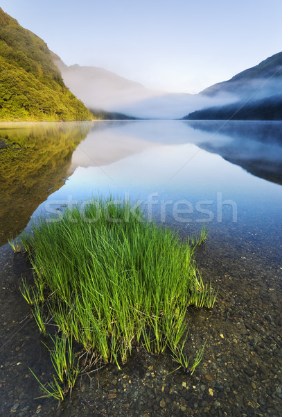 Mountain lake Stock photo © rafalstachura