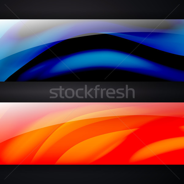Abstract Vector Designs Stock photo © RamonaKaulitzki