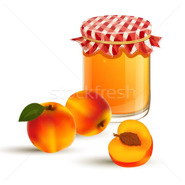 桃子 商业照片和矢量图