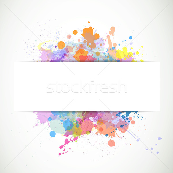 Stock photo: Abstract Vector Background
