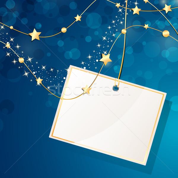 Christmas Background Stock photo © RamonaKaulitzki