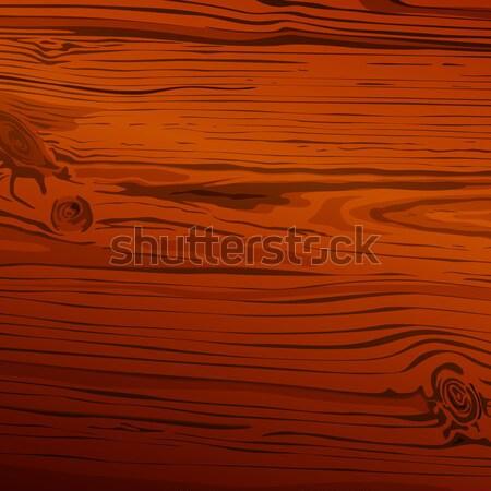 Vector Wood Stock photo © RamonaKaulitzki