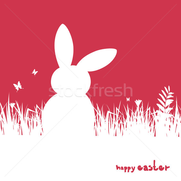 Stock photo: Vector Easter Background