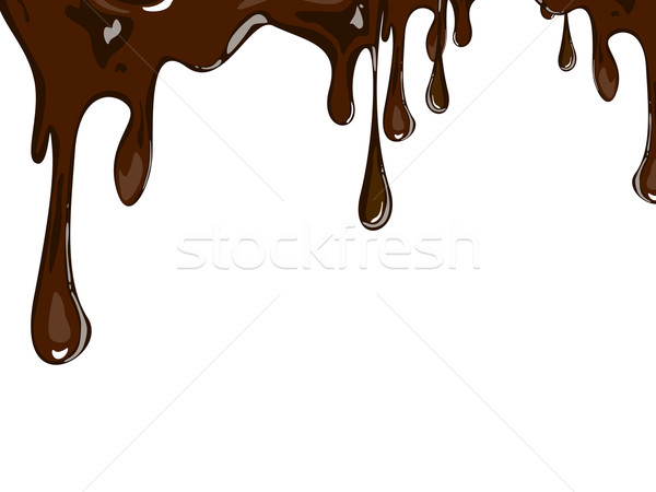 Vector Chocolate Stock photo © RamonaKaulitzki