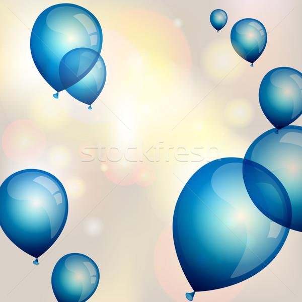 Stock photo: Vector Balloons