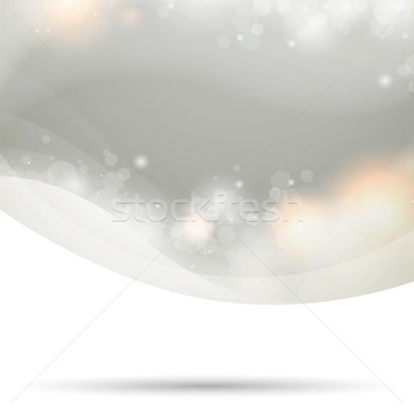 Abstract Vector Background Stock photo © RamonaKaulitzki