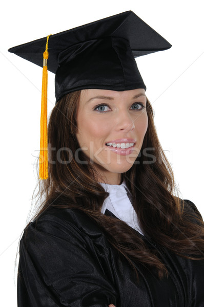 Female Graduate 02 Stock photo © RandallReedPhoto
