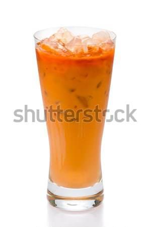 Thai Iced Tea Stock photo © raptorcaptor