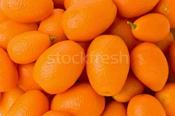 Háttér textúra étel gyümölcs narancs Stock fotó © raptorcaptor