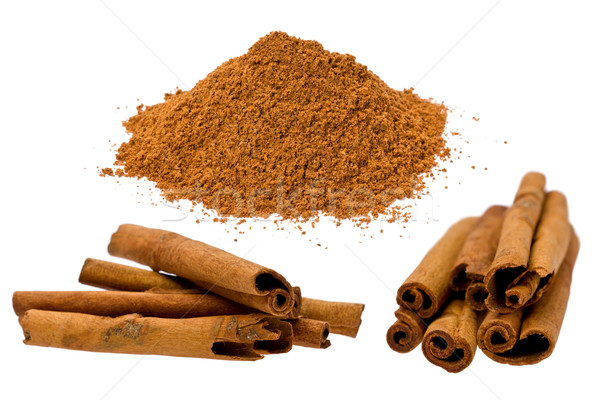 Cassia Cinnamon (Cinnamomum aromaticum) Stock photo © raptorcaptor