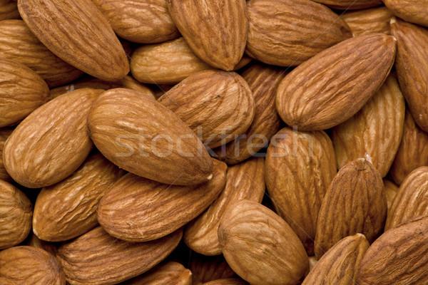 Primo piano alimentare sfondo sementi Foto d'archivio © raptorcaptor