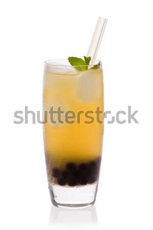 Lychee Boba Tea Stock photo © raptorcaptor