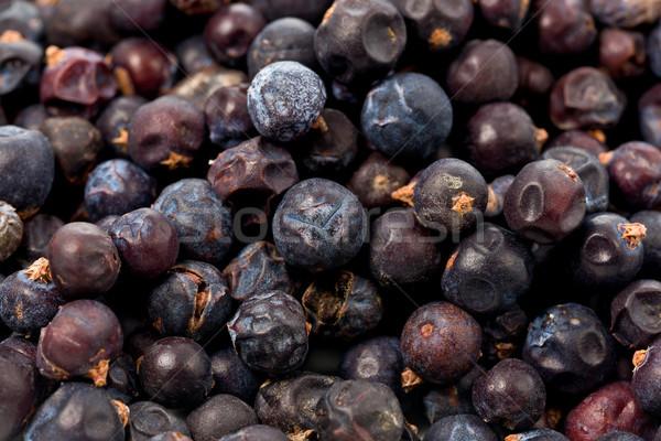 Dried Juniper Berries Stock photo © raptorcaptor