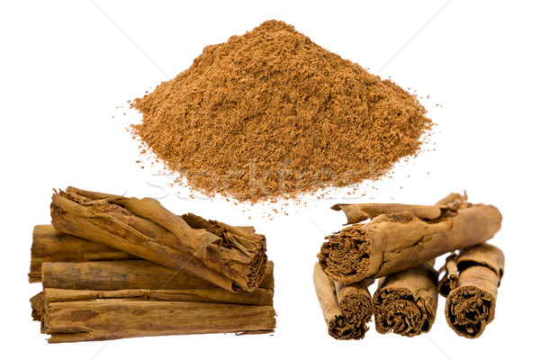 True Cinnamon (Cinnamomum verum) Stock photo © raptorcaptor
