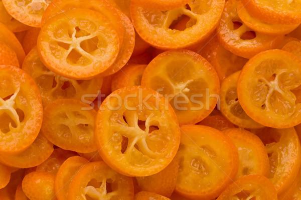 Fette texture parecchi alimentare sfondo Foto d'archivio © raptorcaptor