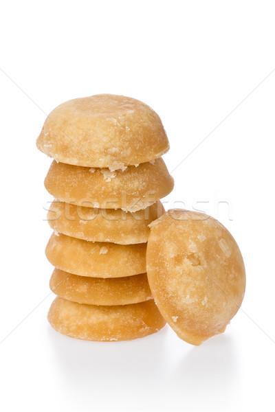 手のひら 砂糖 いくつかの ケーキ ヤシの木 ストックフォト © raptorcaptor