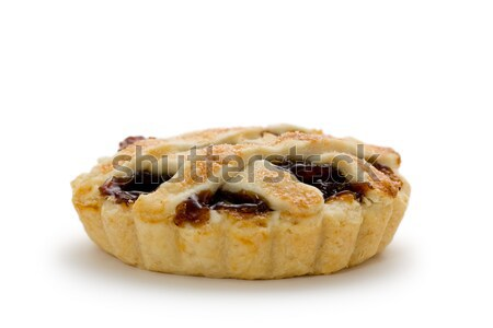 Mince Tart Stock photo © raptorcaptor