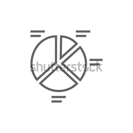 Photo stock: Pas · alcool · signe · croquis · icône · web