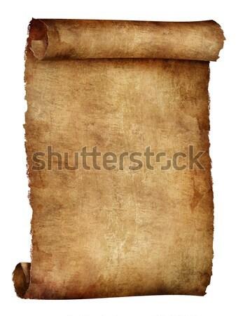 Starego papieru tekstury przejdź grafika komputerowa papieru projektu Zdjęcia stock © RAStudio