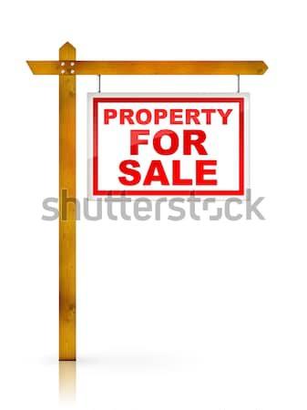 Vásár felirat vonal ikon vektor izolált Stock fotó © RAStudio