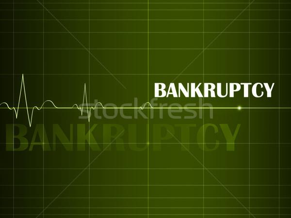 Bankruptcy Stock photo © RAStudio